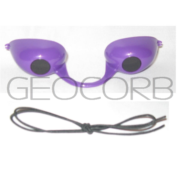 purple peepers tanning bed eyewear goggles for uv
